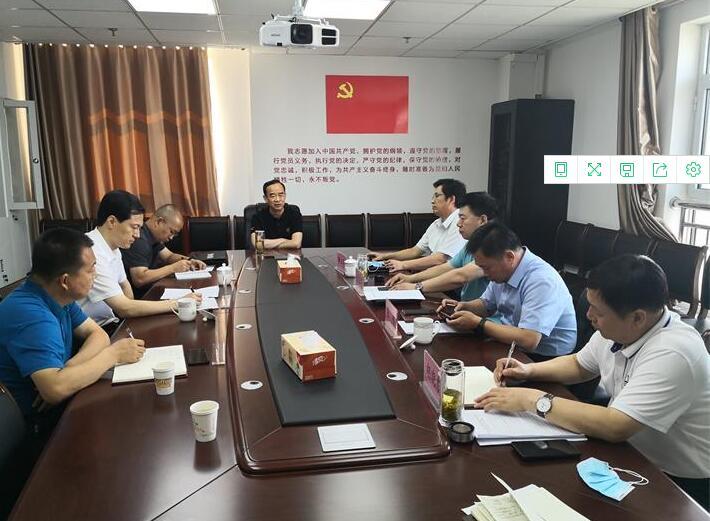 河北省生态环境厅第五环境监察专员办公室约谈献县政府主要负责同志